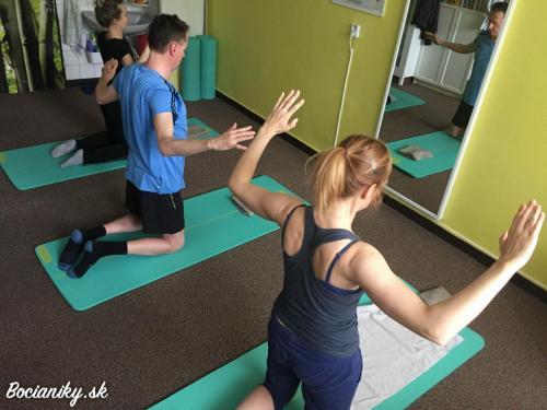 Pilates - dospelý
